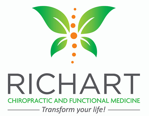 Richart Chiropractic and Functional Medicine logo